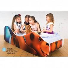 Детская кровать Бельмарко Мишка Топтыгин 160 на 70