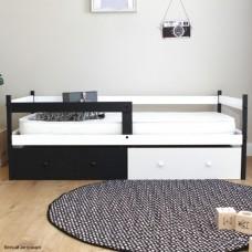 Детская кровать тахта Можга Красная Звезда Р425 160 на 80