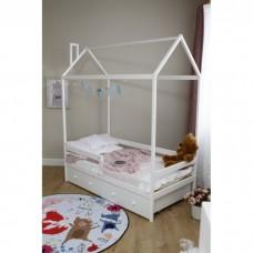 Кровать домик Можга Красная Звезда Р424