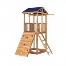 Лестница узкая для спортивного городка  Р918 Можга Красная Звезда