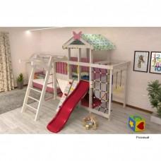 Детский домашний игровой комплекс чердак ДК2  Красная Звезда