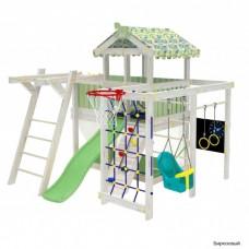 Детский домашний игровой комплекс чердак ДК1 Красная Звезда