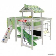 Детский домашний игровой комплекс чердак ДК3 Красная Звезда