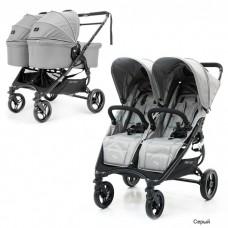 Детская коляска для двойни  Valco Baby Snap Duo 2 в 1