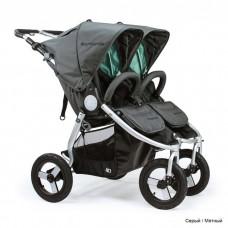 Детская коляска для двойни Bumbleride Indie Twin