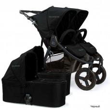 Детская коляска для двойни Bumbleride Indie Twin 2 в 1