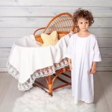 """Крестильная рубашка для мальчика """"Михаил"""" Makkaroni Kids"""