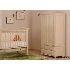 Шкаф для одежды Лель БИ 01 (Кубаньлесстрой)