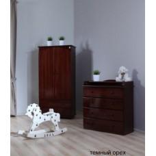 Шкаф для одежды Лель АБ 35 (Кубаньлесстрой)