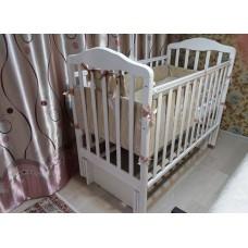 Кроватка Кедр Helen 2 универсальный маятник