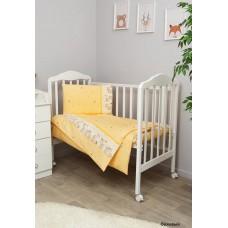 Комплект постельного белья Сонный Гномик Оленята  3 предмета