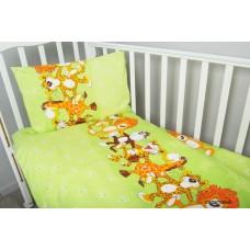 Комплект постельного белья Сонный Гномик Африка 3 предмета