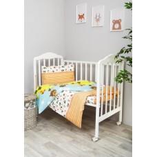 Комплект постельного белья Сонный Гномик Каникулы 3 предмета