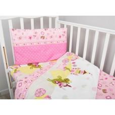 Комплект постельного белья Сонный Гномик Золушка 3 предмета