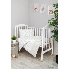 Комплект постельного белья Сонный Гномик Софушки 3 предмета