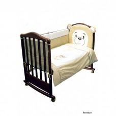 Комплект в кроватку Сонный гномик Умка 7 предметов