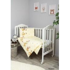 Комплект постельного белья Сонный Гномик  Жирафик 3 предмета