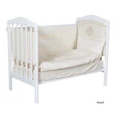 Кроватка Кедр Helen 1 колесо качалка