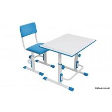 Стул для школьника регулируемый Polini City