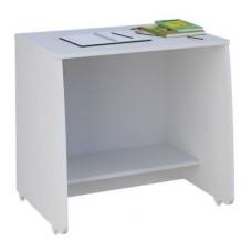 Стол для кровати-чердака с выдвижными элементами Polini Simple