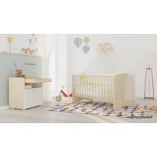Детская комната Polini Simple  2 предмета: кровать-трансформер+комод 1270