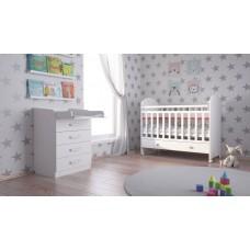 Детская комната Фея 2 предмета: кроватка 700+комод 1560