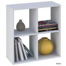 Стеллаж Polini Home Smart Кубический 4 секции