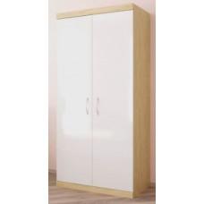 Шкаф двухсекционный Polini classic