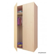 Шкаф двухсекционный Polini Simple