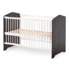 Детская кроватка-трансформер  Babystep Лофт, растущая