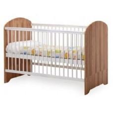 Детская кроватка-трансформер babystep Праздник, растущая