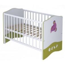 Детская кроватка-трансформер Polini Basic Elly 140*70