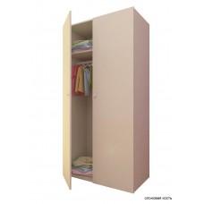 Шкаф 2-х секционный ФЕЯ