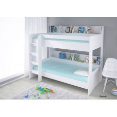 Подростковая кровать-чердак двухъярусная Polini Simple 5000