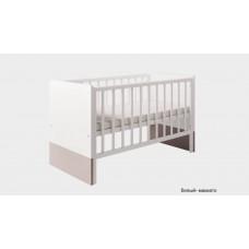 Детская кроватка-трансформер Polini Classic 140*70 см
