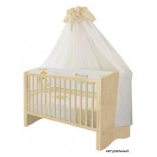 Детская кроватка-трансформер Polini Simple 140*70