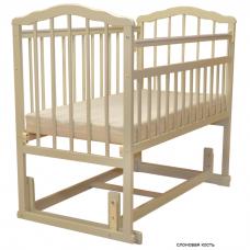 Детская кроватка Malika Melisa-4 поперечный маятник