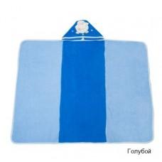 Банное махровое полотенце  с капюшоном Золотой гусь Веселая компания