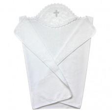 Крестильный набор для новорожденных Золотой Гусь 3201