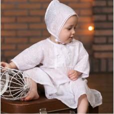 Крестильный набор для новорожденных Золотой Гусь 11271/n
