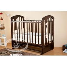 Детская кроватка  Красная звезда АГАТА С718 накладка-ростомер