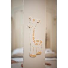 Детская кроватка  Красная звезда ВИЛОНА С703 накладка Жираф