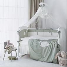 Комплект в кроватку Perina Бамбино 4 предмета