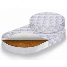 Комплект матрацев 2шт. для круглой и овальной кроватки