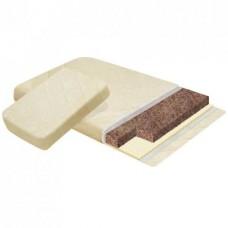 Двойной матрац для кроватки трансформера