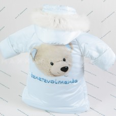 """Зимний комбинезон на выписку """"Sweet Teddy"""" (Свит Тедди) Makkaroni Kids"""