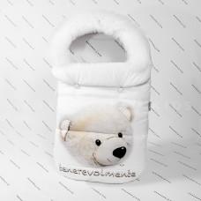Конверт на выписку Sweet Teddy (Свит Тедди) зимний Makkaroni Kids