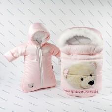 Комплект на выписку Sweet Teddy (Свит Тедди) Makkaroni Kids