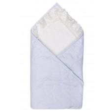 Конверт-одеяло для новорожденных Сонный гномик на выписку Ласточка