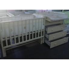 Комната для новорождённого «Солнечное настроение», 3 предмета